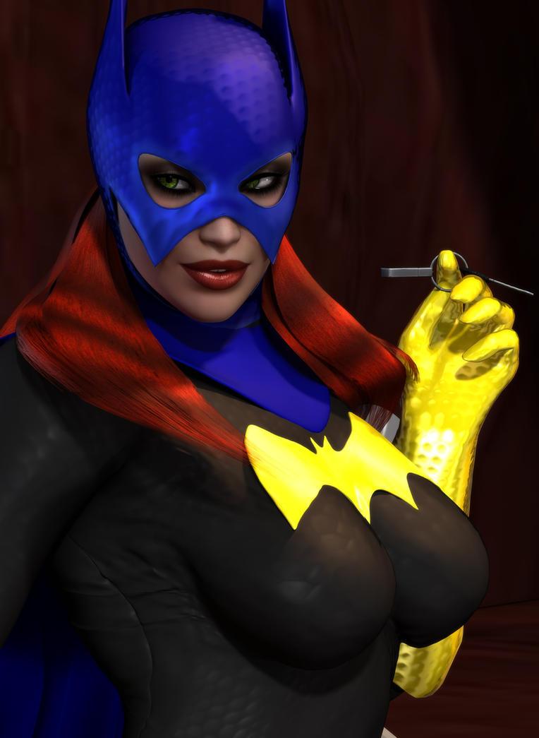 BatTribute - Batgirl by willdial