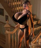 Porsha's Bra by willdial