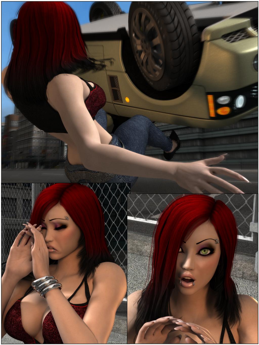 Car Crash 02 by willdial