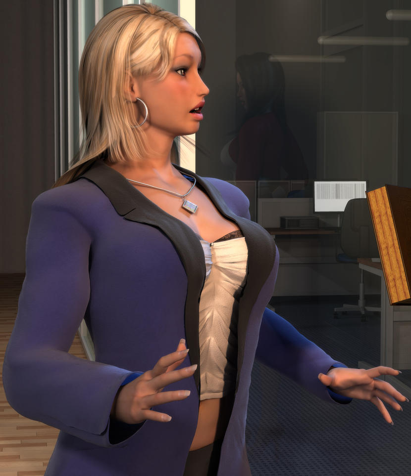 Office Women Extra - 3 by willdial