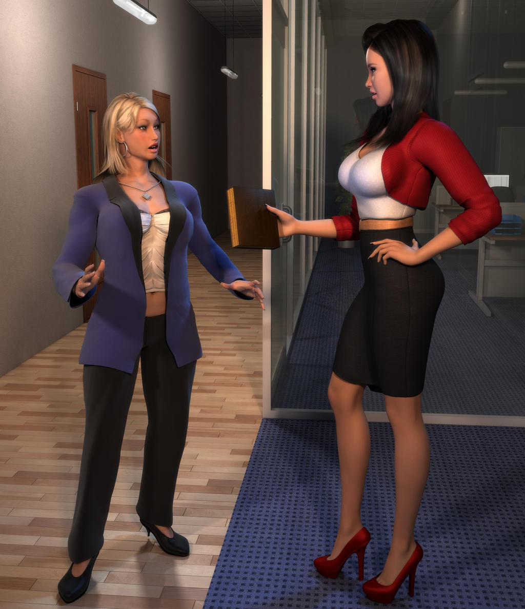 Office Women Extra - 1 by willdial