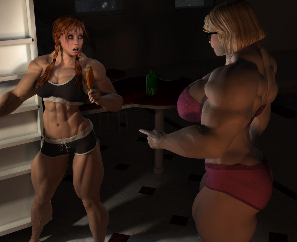Muscle Kitchen Extra 03 by willdial
