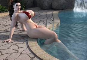 Poolside 01