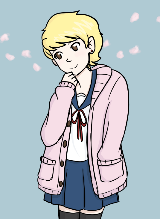 Sakura Cardigan by kassie