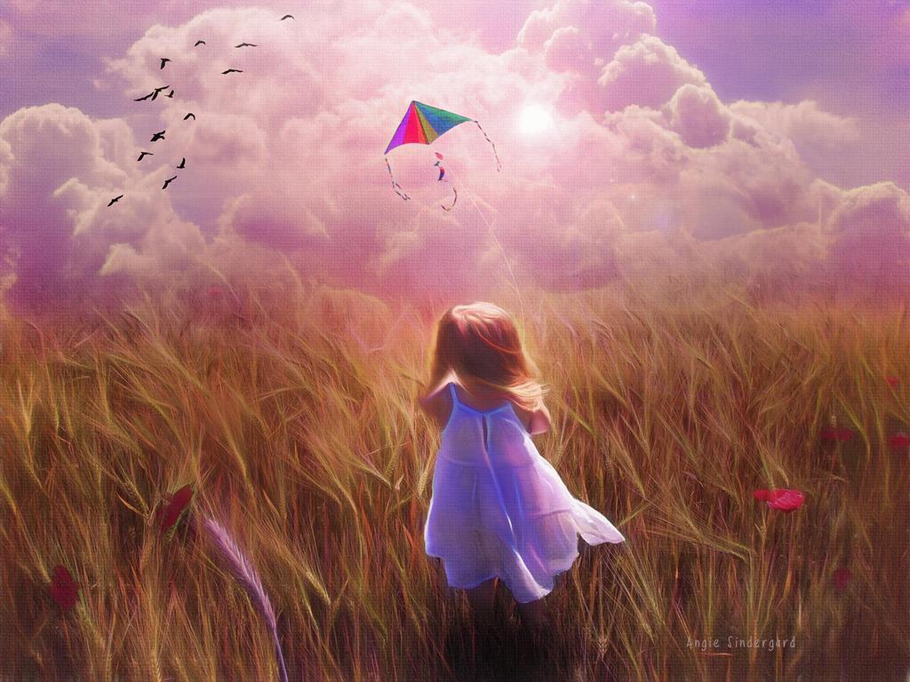 Dreamy Day by angiebro