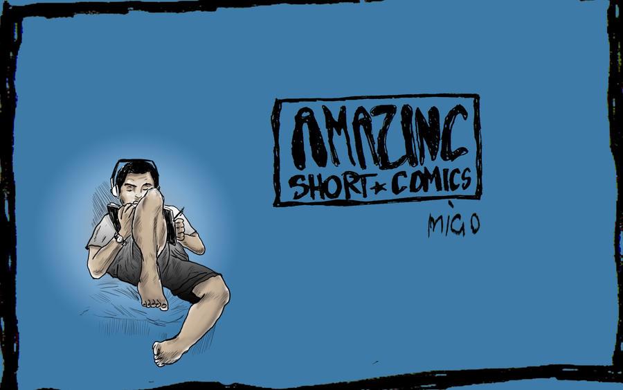 Amazing short comics