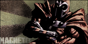Magneto by Demial