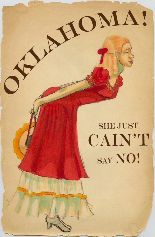Oklahoma Ado Annie By Otakugirl16 On Deviantart