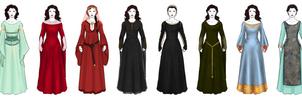 S2 Marian Redesigns - BBC Robin Hood