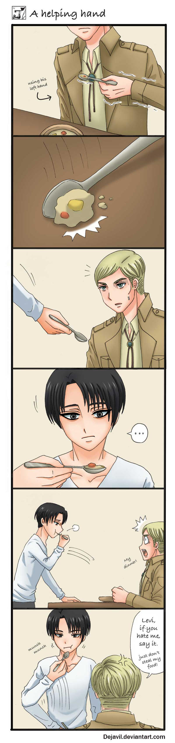 AOT: a helping hand by dejavil