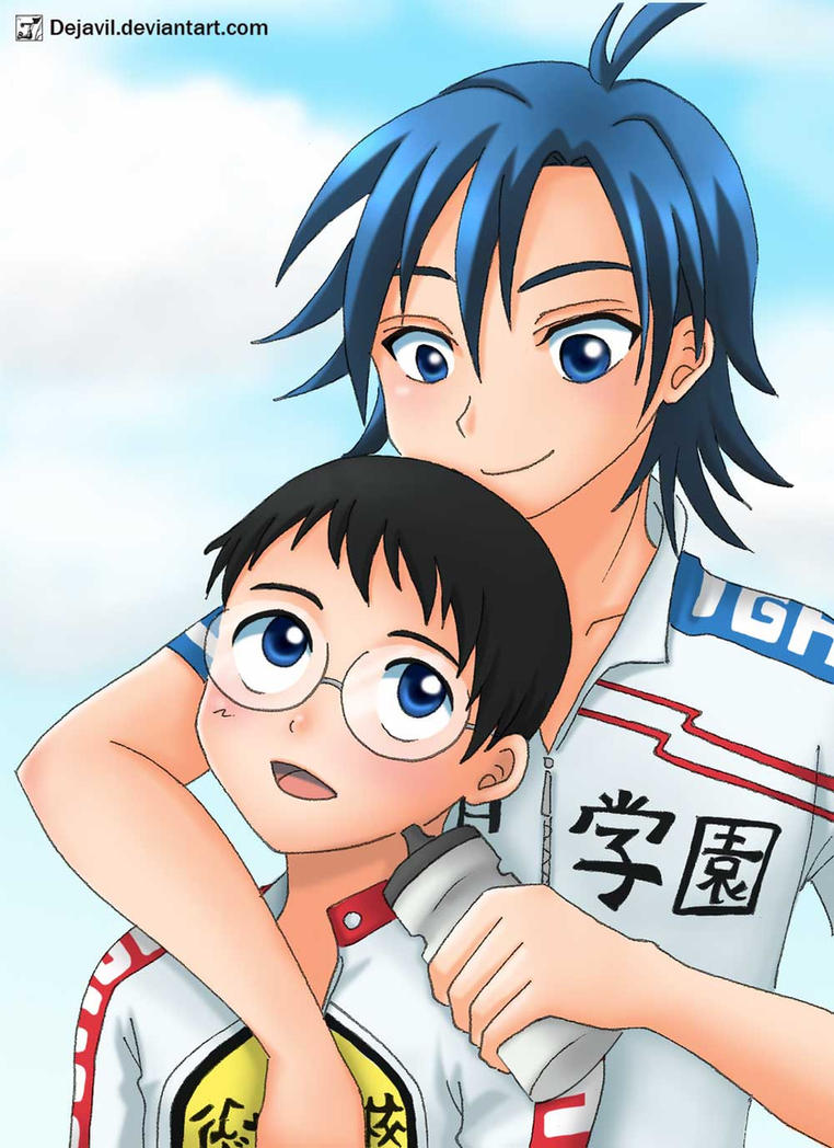 Onoda and Manami by dejavil