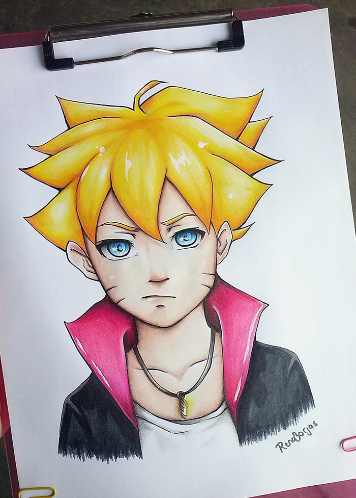 Boruto by stylable