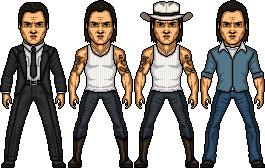 Budd , Kill Bill by iradoosmeusbonecos
