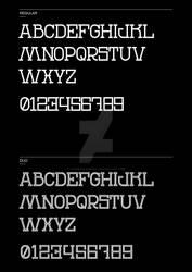 Ren Typeface