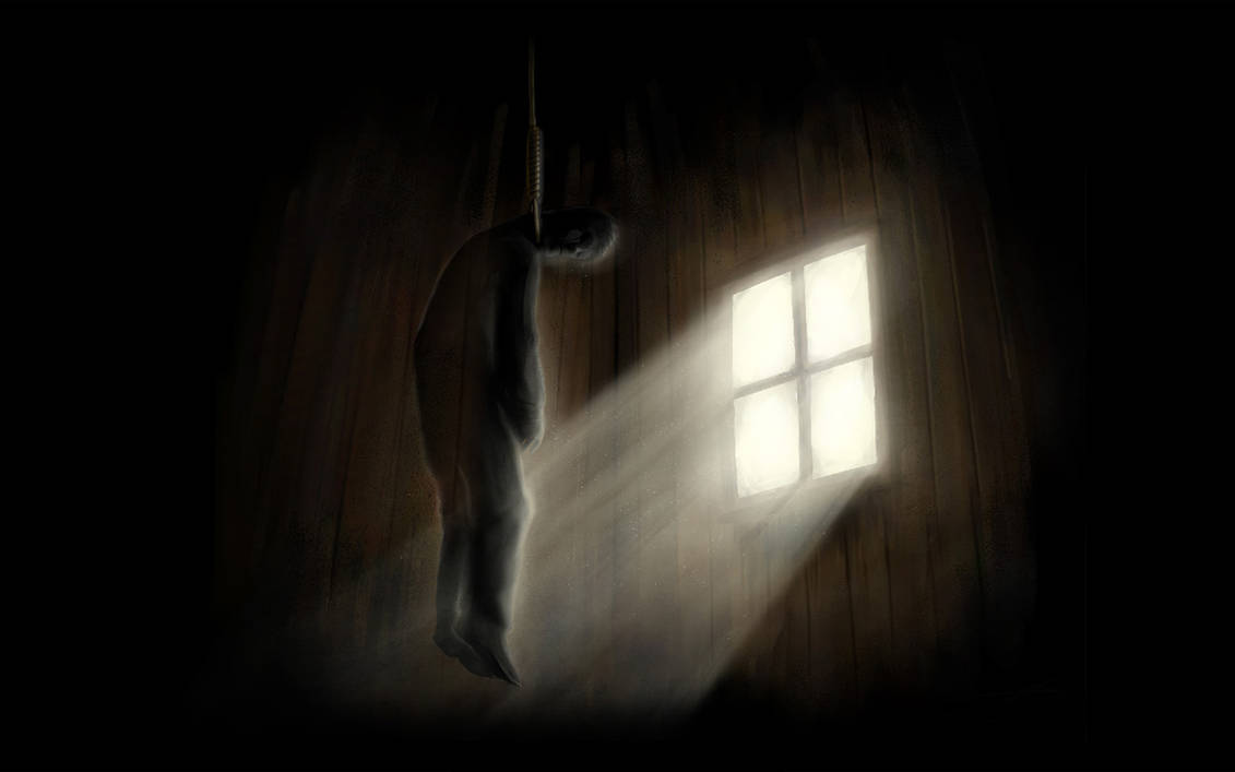 Suicide Wallpaper By Freeitas On Deviantart