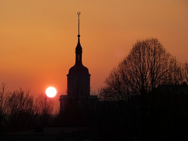 Sunset by MagicLolita