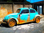 Fusca by lucasfrederick