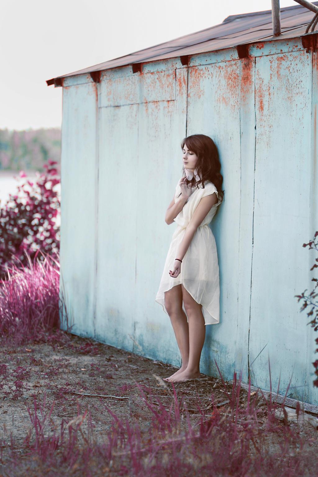 purple summer by kistina