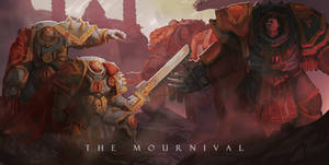 The Mournival by Wrigglybear