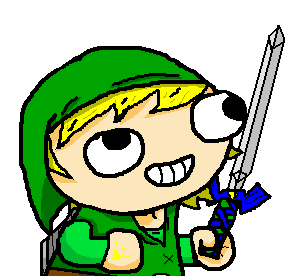 E3 2012 Thread. The Wii U is more... uhh... on par... uhh... LESS powerful than PS3... no wait! - Page 2 6___FSJAL_TOON_LINK__by_ZToonLinkZ