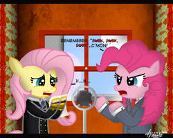.EoH: Pinkie Pie - Let's Do It. by ZSparkonequus