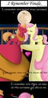 .Comic 4: My Little Pony: I Remember FINALE.