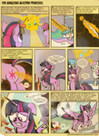 Comic 36: The Amazing Alicorn Princess.