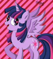 MLP Cute: Twilight Sparkle by ZSparkonequus
