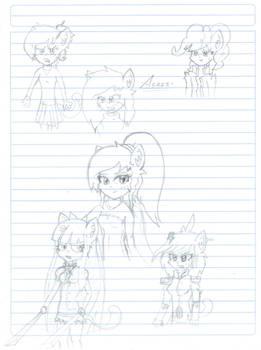 Aeris Sketch Collection