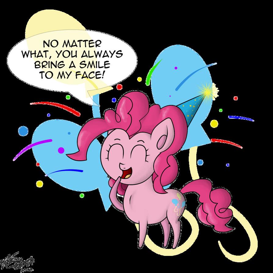 MiniPoni #6 - Pinkie Pie by ZSparkonequus