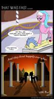 Comic 59: That Was Fast by ZSparkonequus