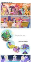 Comic 60: Friendship's All We Got