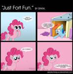 Comic 62: Just Fort Fun