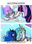 Comic 64: Alicornication