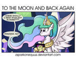 Comic 93: To The Moon and Back Again
