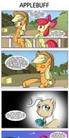 Comic 98: Applebuff