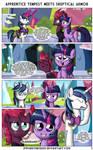 COMMISSION - Apprentice Tempest Page 1