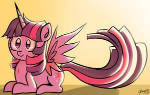 Little, Majestic Kitty by ZSparkonequus