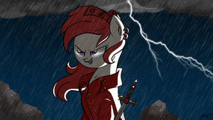 Rainy Rosa