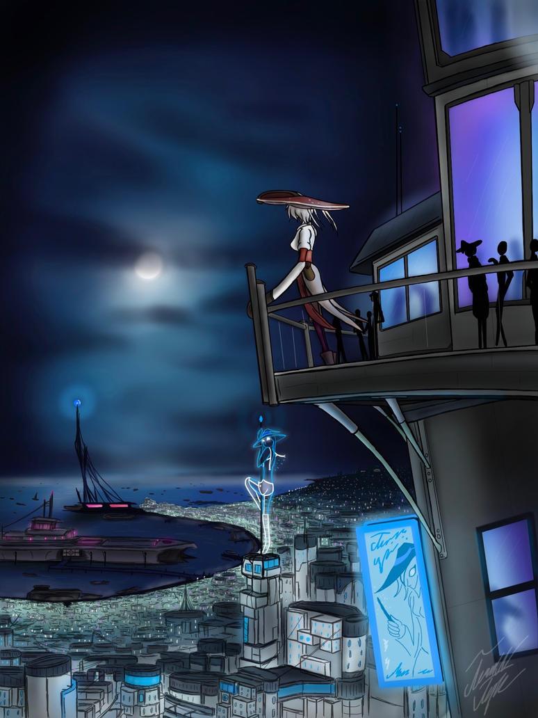 WIZARD PALOOZA SW 1: Hoodoo Docks by TheShadowie-Pers0n