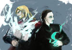 Thunder and Trickster