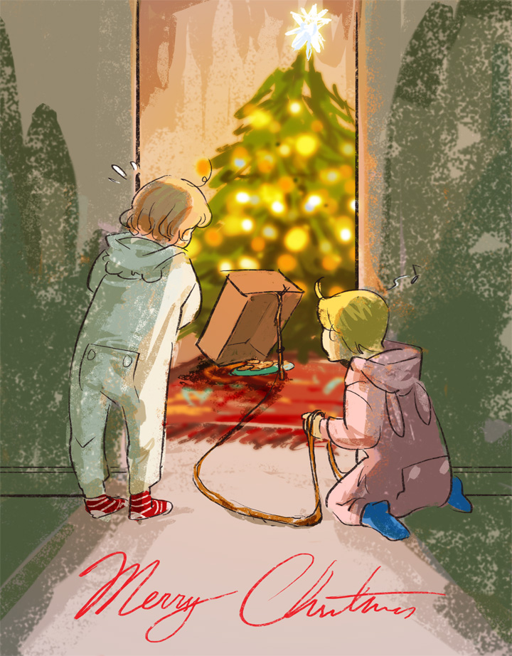 APH Christmas 2012 by beanclam
