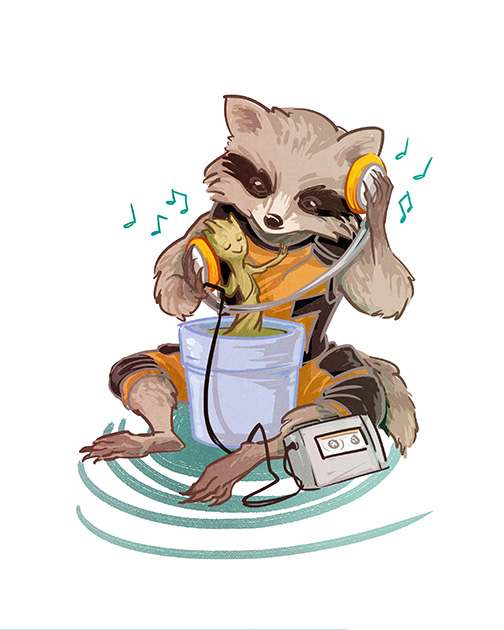 Groovin' by beanclam