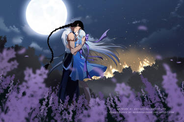 Commission - Hiten and Arihana by Cati-Art