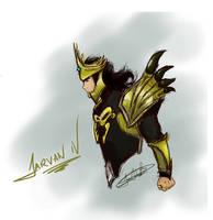 Jarvan IV by iNegacion