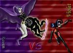 Raven Vs Violet