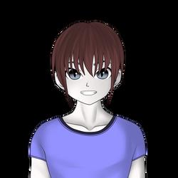 Myself Anime Version