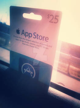 iTunes Cards~