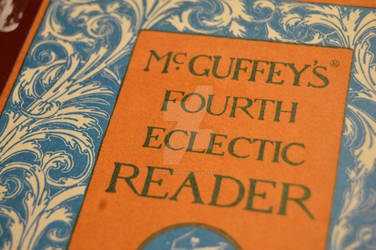 Got an old McGuffey's Eclectic Reader Yesterday