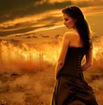 Burning In The Skies